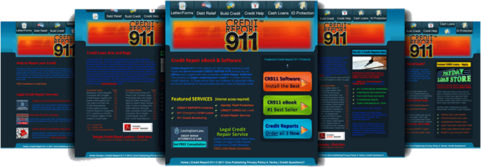 Order Credit Report 911 Lifetime Upgrades free